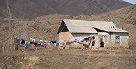 Жилой дом в горной местности. Архивное фото