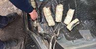 Задержание таджикистанца с крупной партией тяжелых наркотиков