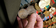 Ардагердин медалдары. Архив
