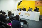 Пресс-конференция Проблемы доступности лекарств в Кыргызстане