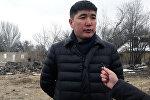 Новопавловка айыл өкмөтүнүн башчысы Улан Садалиев