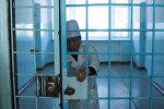 Чым-Коргон айылындагы психиатриялык оорукана. Архивдик сүрөт