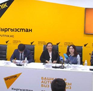 О запрете на охоту рассказали в пресс-центре Sputnik Кыргызстан