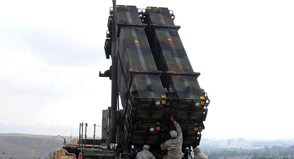 Америкалык Patriot зениттик ракеталык комплекстери. Архив