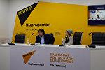 О праздновании Нооруза рассказали в пресс-центре Sputnik Кыргызстан