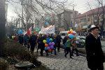 Марш За политические права и свободу слова