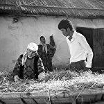 Эл арасында тасмасындагы ролу. Режиссеру Болот Шамшиев, картина 1978-жылы тартылган
