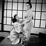 Улуу актрисанын Фудзиямада кадыр түн тасмасында жараткан образы анын өмүрүндөгү соңку ролдордун бири болуп калды