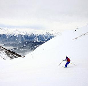 Тоодогу лыжачы. Архив
