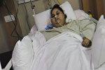 Египтянка Иман Ахмад Абдулати, которая считалась одной из самых тяжелых женщин в мире, фото со страницы Твиттер пользователя Tabassum