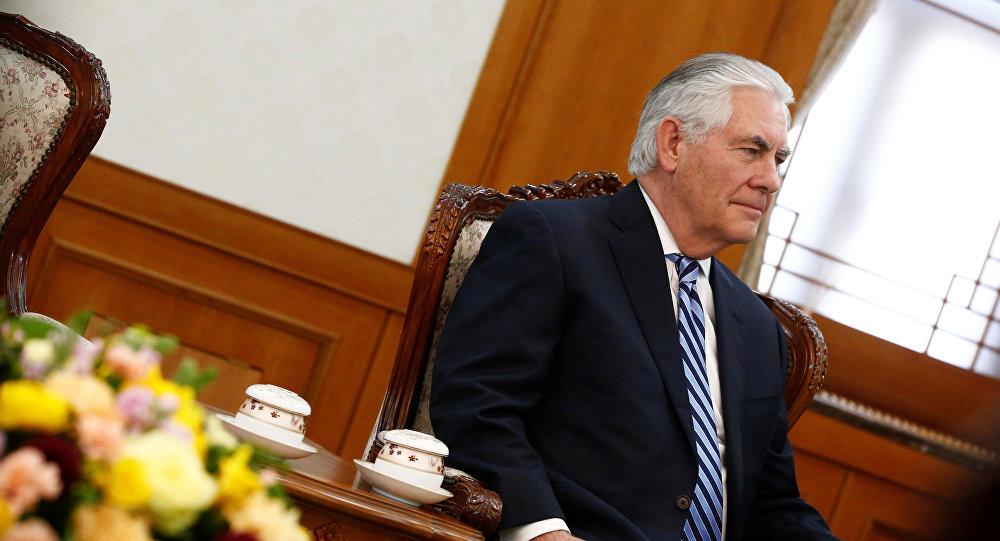 Госсекретарь США отказался отНАТО впользу Российской Федерации иКитая