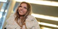 Архивное фото певицы Юлии Самойловой, представитель России на международном песенном конкурсе Евровидение-2017