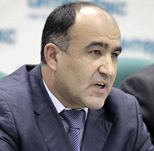 Архивное фото председателя ассоциации таджикских организаций Самандар Абдулло Давлатова