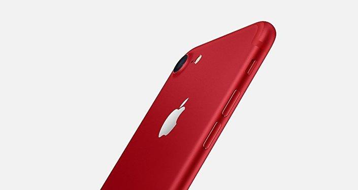 Америкалык Apple корпорациясы чектелген көлөмдө чыгарылган кызыл түстөгү iPhone 7 менен iPhone 7 plus аппараттары 24-марттан тарта сатыкка чыга турганын жар салган