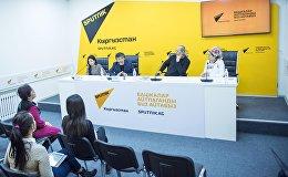 Пресс-конференция на тему Фильм Кентавр — о современном герое кыргызского народа