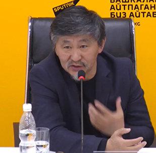 Кыргызский зритель не совсем готов принять фильм Кентавр — режиссер