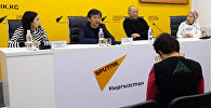 О фильме Кентавр рассказали в пресс-центре Sputnik Кыргызстан