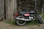 Мотоцикл. Архивное фото