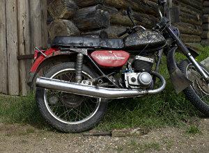 Мотоцикл. Архив