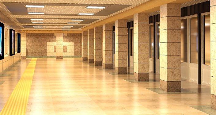 Борбор калаадагы Чүй проспектиси менен Абдрахманов көчөлөрүнүн кесилишинде өтмөктү оңдоо иштери башталды