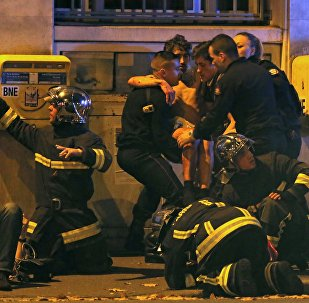 Париждеги теракт. Архивдик сүрөт