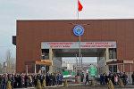 Чүй облусундагы кыргыз-казак чек арасындагы Токмок өткөрүү пункту жаңыланды