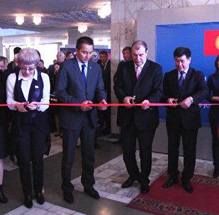 Четверть века вместе: выставка Кыргызстан — Россия: грани сотрудничества