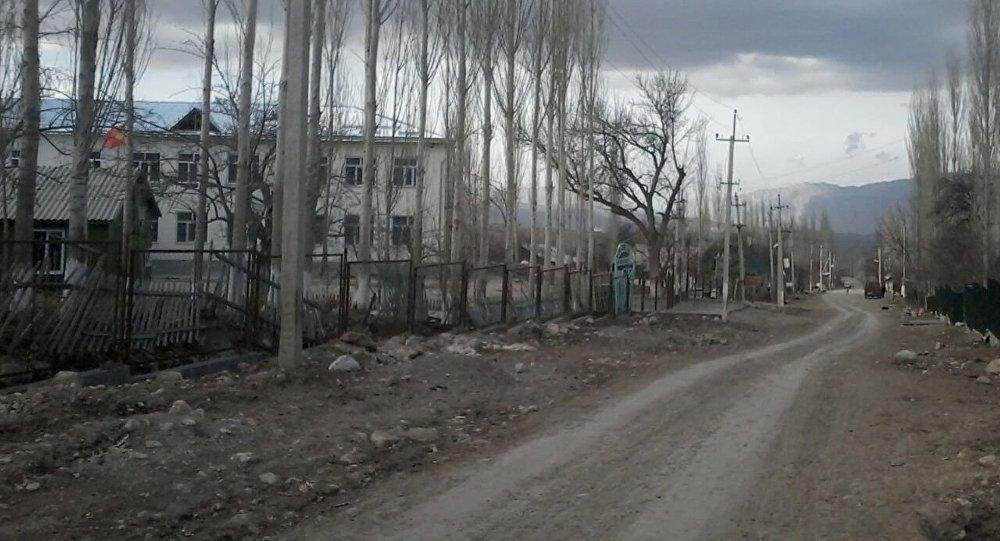Погода в Лейлекском районе Баткенской области. Архивдик сүрөт