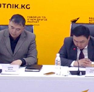 О незаконных постройках в столице рассказали в пресс-центре Sputnik Кыргызстан