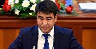 ЖК депутаты Жанар Акаевдин архивдик сүрөтү