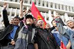 Март революциясынын катышуучулары. Архивдик сүрөт