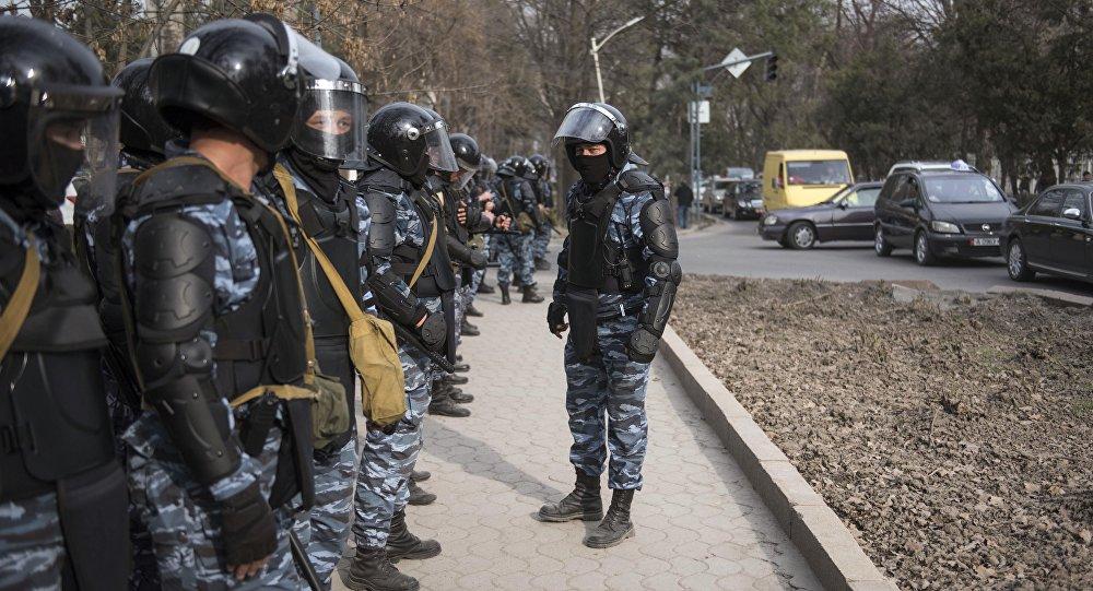 Митинг вподдержку Жапарова. Утроих задержанных— телесные повреждения