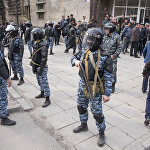 МВД сообщило, что ситуация в городе под их контролем