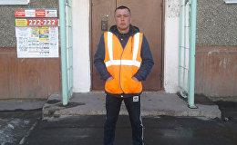 Россиянын Иркутск шаарында эмгектенип жүргөн кыргызстандык мигрант Каныбек Абдулазизов