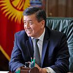 Визит гроссмейстера, трехкратного чемпиона мира Анатолия Карпова в Бишкек