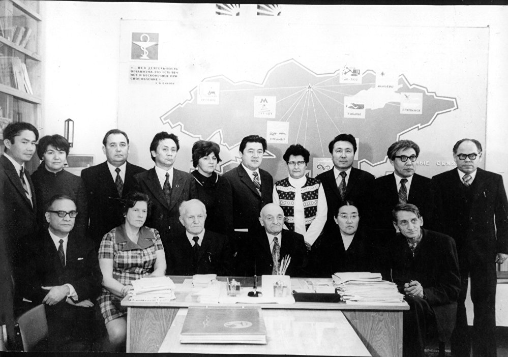 90-летие доктора медицинских наук, профессора Мирсаида Миррахимова