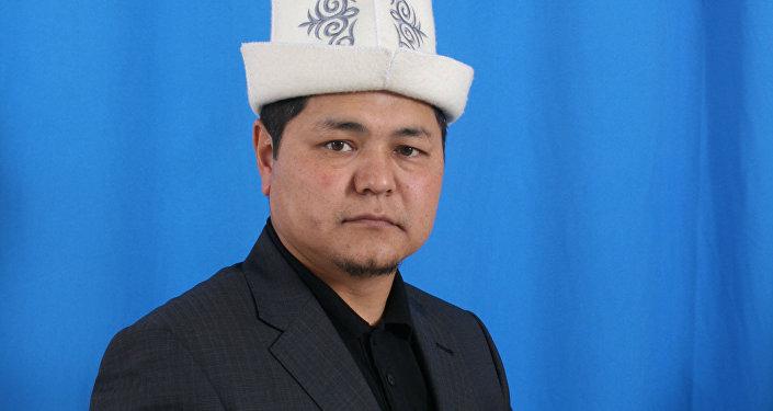 Максат Токтомушев останется муфтием Кыргызстана еще наодин срок