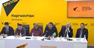 О партнерстве Армении и КР рассказали в пресс-центре Sputnik Кыргызстан