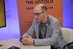 Директор центра по развитию экономической сертификации Роланд Шарифов