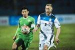 Кыргызстандын курама командасы макаолук атаандаштарын 1:0 эсебинде утуп алды
