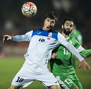 Отборочный раунд Кубка Азии по футболу — сборная Кыргызстана против Макао
