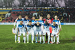 Кыргызстандын футбол боюнча курама командасы. Архивдик сүрөтү