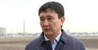Заместитель начальника УМС мэрии Бишкека Султан Омуров
