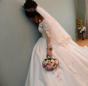 Невеста. Архивное фото