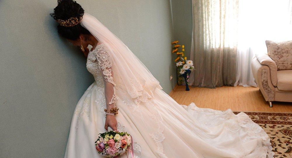 Невесту оттопырили перед свадьбой фото 773-597