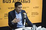 Архивное фото депутата БГК Жаныбека Абирова