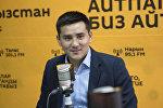 Депутат БГК Жаныбек Абиров