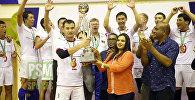 Сборная Кыргызстана по волейболу впервые выиграла чемпионат Азии в Центральной зоне