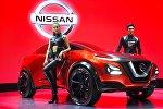 Nissan Gripz унаасынын бет ачарындагы моделдер