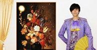 Кыргызстанский иллюзионист Радислав Сафин. Архивное фото